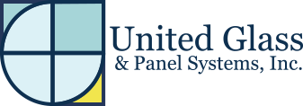 United Glass and Panel Systems Logo