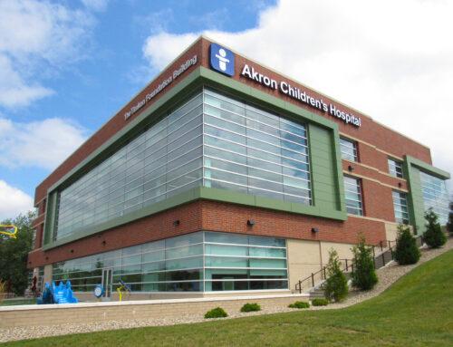 Akron Children's Hospital Timken Foundation Building